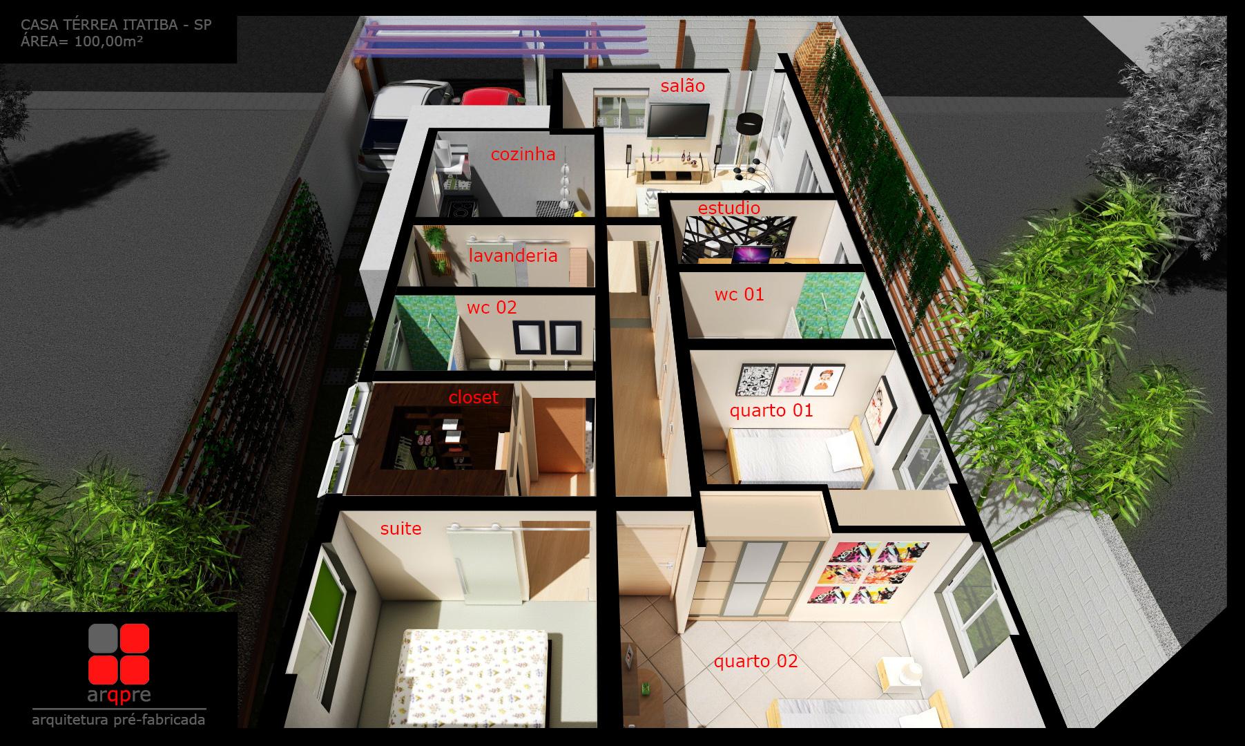 Residencial interno