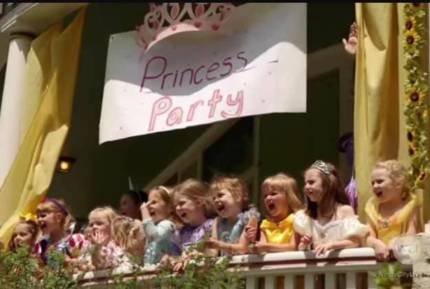 So many princesses!