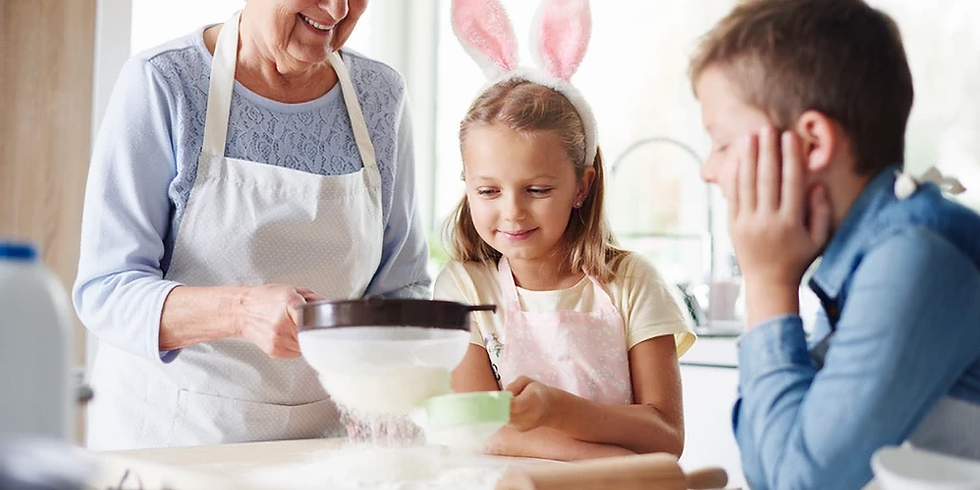 Teaching children how to eat
