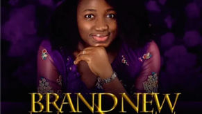 BRAND NEW THINGS BY GOODNESS IBEH