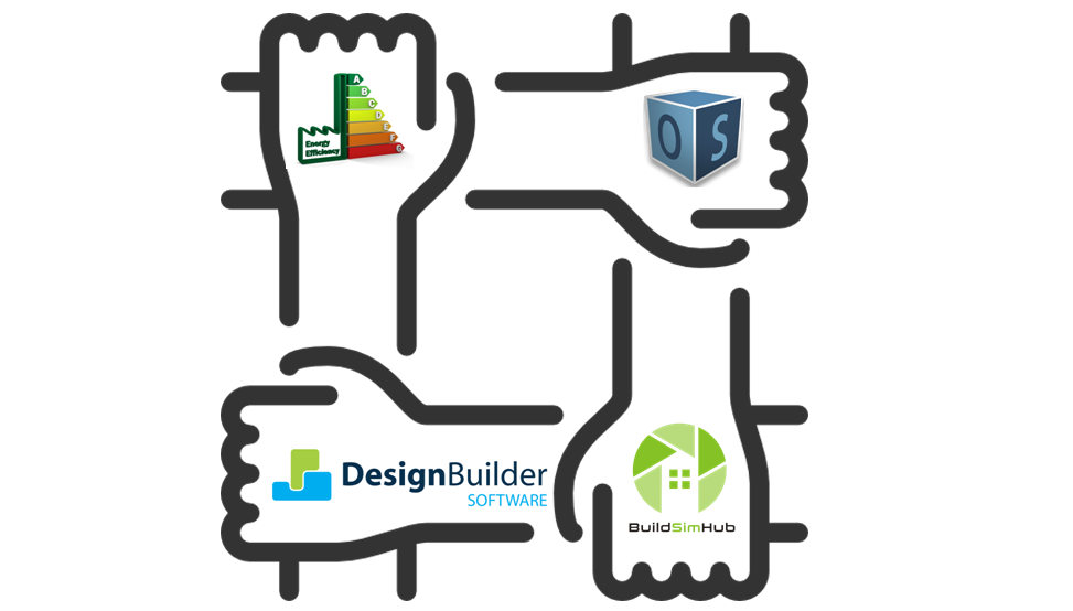 Openstudio with designbuilder with BuildSimhub
