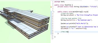 Design Parametric Study - How to Run EnergyPlus in JAVA