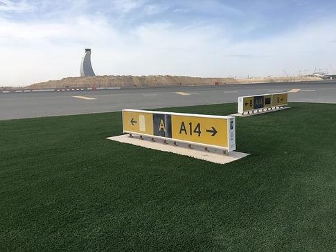 Abu Dhabi International Airports