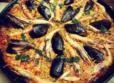 Paella - it has been Vandalized!