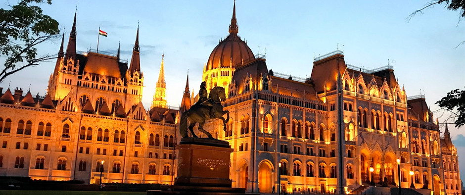 Budapest - There is Hope after Covid!