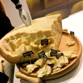 Parmesan or Parmigiano-Reggiano Cheese