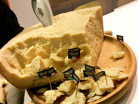 Parmesan or Parmigiano-Reggiano Cheese