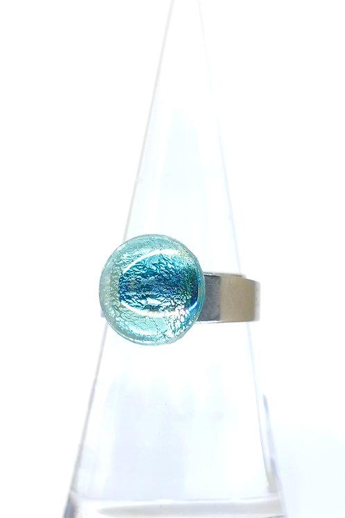 petite bague Blue drop