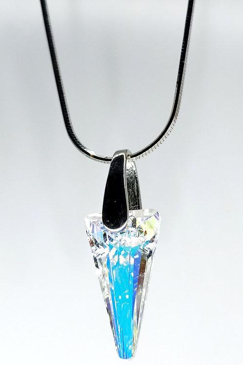 small Boréale triangle necklace