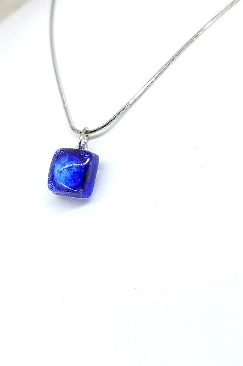 small Sevilla square necklace
