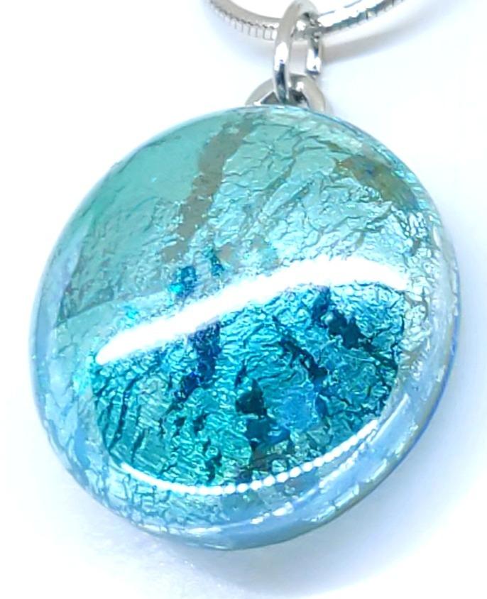 Blue drop