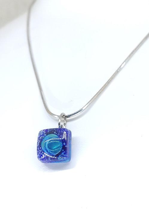 petit collier carré Lia