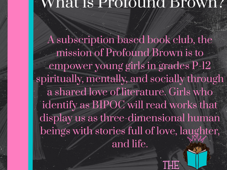What is Profound Brown?
