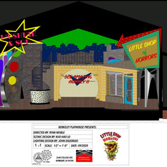LITTLE SHOP OF HORRORS FRONTVIEW (Store