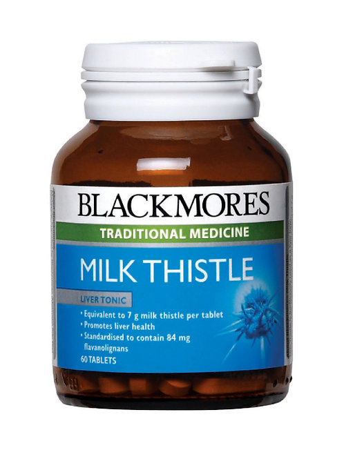 Blackmores Milk Thistle 60 Tablets (₱35/tablet)EXP Feb2023