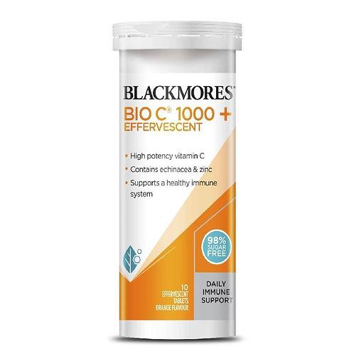 Bio C + Echinacea + Zinc Effervescent 10s(₱33.3/tab)-EXP Feb2022