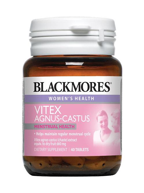 Blackmores Vitex Agnus-Castus 40S (₱43.85/tablet)-EXP Feb2022