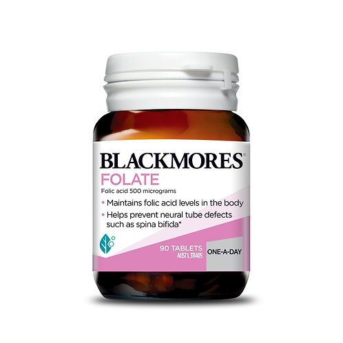 Blackmores Folate 90S(₱5.98/tablet)-EXP Jul 2023