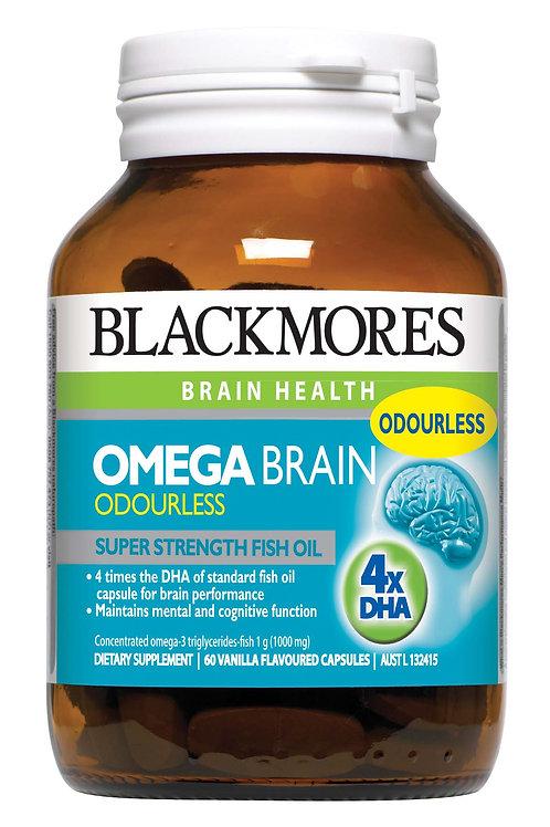 Blackmores Omega Brain 60 Capsules (₱34.20/Cap)-EXP Jul2022