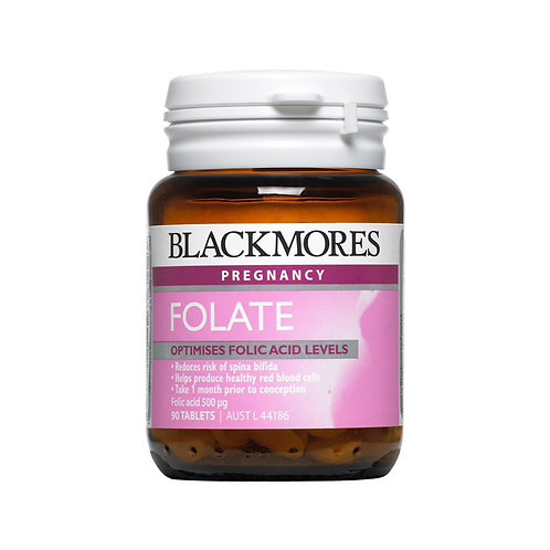 Blackmores Folate 90S(₱10.44/tablet)-EXP Dec 2021