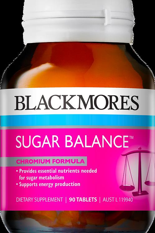 Blackmores Sugar Balance 90 Tablets (₱18.14/Tab)-EXP Aug2020