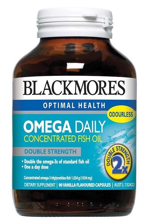 Blackmores Omega Daily 90 Capsules (₱27.44/Cap) -EXP Dec2021