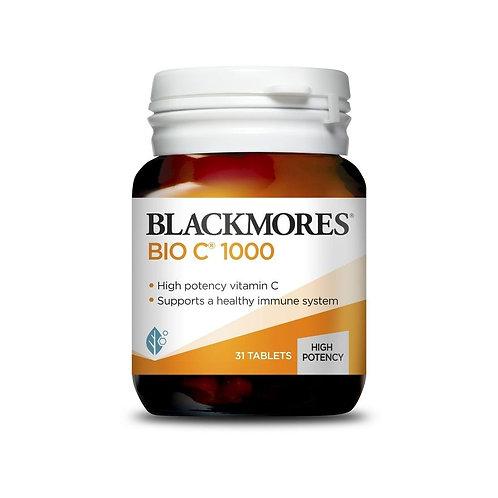 Blackmores Bio C 1000 31 Tablets(₱16.12/Tab)-EXP Apr2023