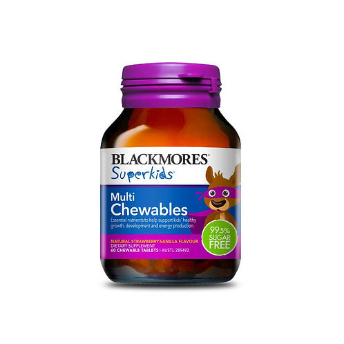 Blackmores Kids Multi 60 Chewable Tablets (₱16.26/Tab)-EXP May 2022
