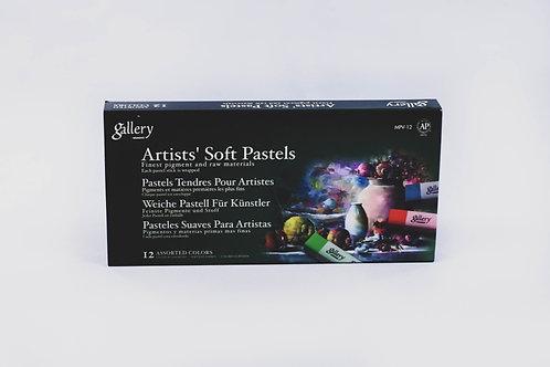 Soft Pastels Assorted Colours