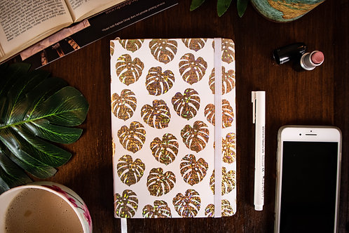 Caribbean Collection Golden Palm Journal