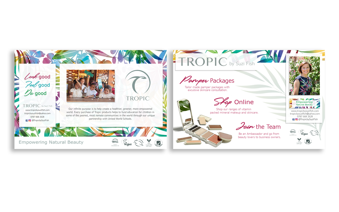 Leaflet Designs