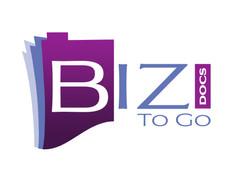 Biz Docs Logo - White Background