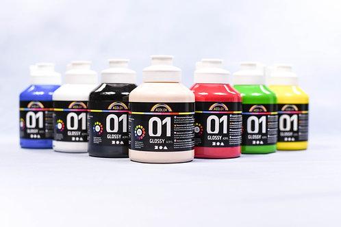 Essentials Acrylic Paint Set