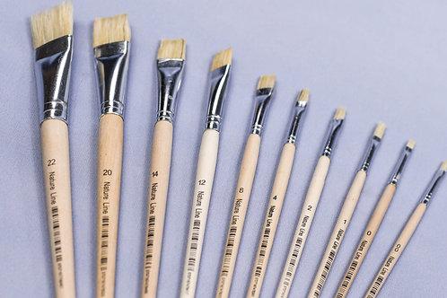 Natureline Paintbrush Set
