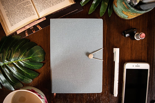 Textured Collection Blue Journal
