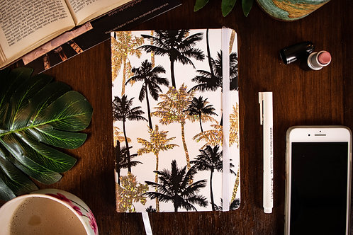 Caribbean Collection Trees Print Journal