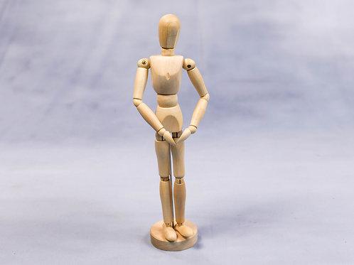 'Fred' Artist's Mannequin