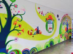 Accueil hôpital d'enfants