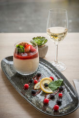 Mascarpone Dessert