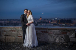 Portraits on location in Budapest
