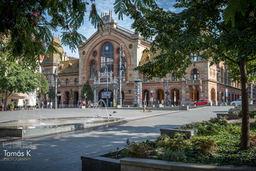 A Nagy Vásárcsarnok - Budapest