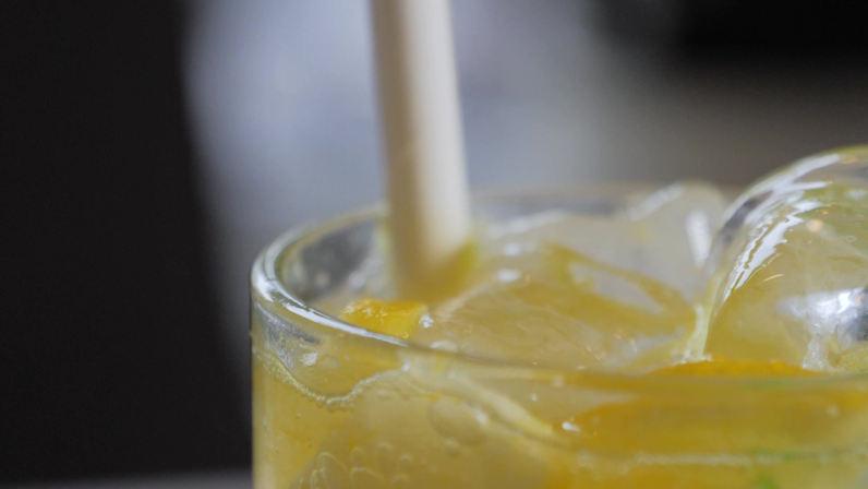 Fresh lemonades