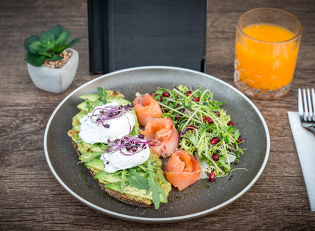 See our upgraded Brunch menu