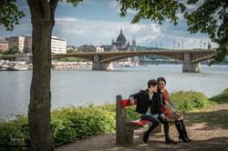 Portraits in Budapest