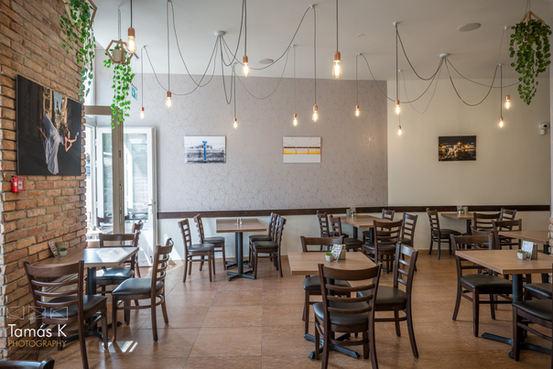Cafe Brunch Budapest - Fővám tér