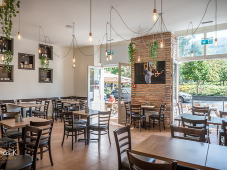 Cafe Brunch Budapest - Fővám tér, Opened our 3rd restaurant