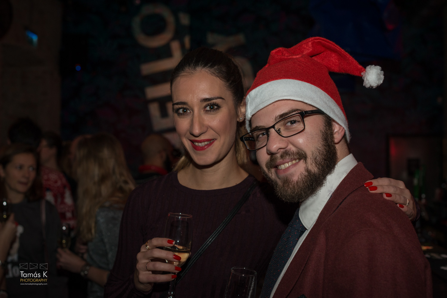 Photography Christmas Event Budapest
