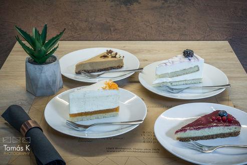 Torták és sütemények