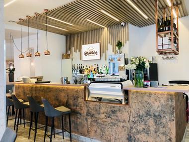 Bar at Brunch Bistro