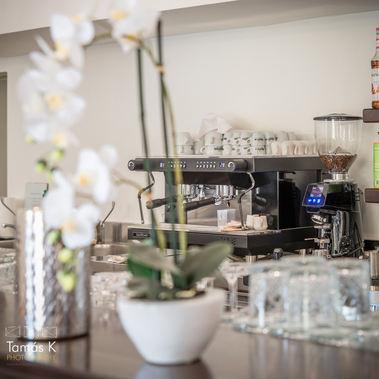 Profi kávégép